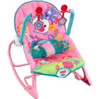 Fisher-Price кресло - качалка Infant To Toddler Rocker, Обезьянка