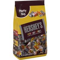 Микс шоколадных конфет Hershey's Miniatures