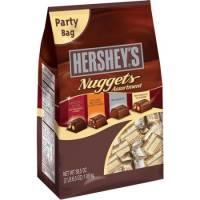 Ассорти шоколадных конфет Hershey's Nuggets Assortment США
