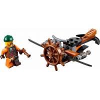 LEGO Ninjago Самолет Скайбаунда Skybound Plane Set 30421