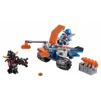 LEGO NexoKnights Королевский боевой бластер Knighton Battle Blaster 70310