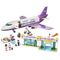 Lego Friends Аэропорт в Хартлейке Heartlake Airport 41109