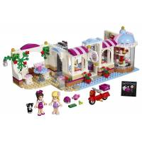 LEGO Friends Кондитерская Хартлейк-сити Heartlake Cupcake Café 41119