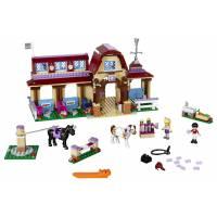 LEGO Friends Клуб верховой езды в Хартлейке Heartlake Riding Club Building Kit 41126