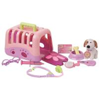 Fun Years Набор юного ветеринара Маленькие маргаритки Doggy Check Up Little Daisy