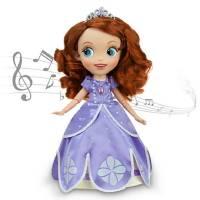 Sofia София первая Принцессы Диснея поет the First Talking and Singing Doll