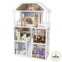 KidKraft Кукольный домик Саванна Savannah dollhouse 65023