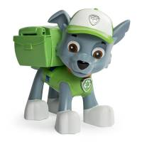 Paw Patrol щенок Рокки Big Action Pup Toy Rocky