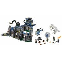 LEGO Jurassic World Бегство индоминуса рекса Indominus Rex Breakout 75919
