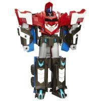 Transformers Трансформер Оптимус Прайм Robots in Disguise Mega Optimus Prime