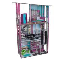 KidKraft Кукольный домик Обаятельный Glamorous Dollhouse 65192