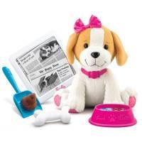 Barbie Мягкий интерактивный щенок с горшком Training Pup Potty Time