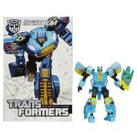 Transformers Трансформеры Поколений Люкс Класса Generations Deluxe Class Nightbeat Figure