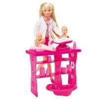 Steffi Love Штеффи детский врач Baby doctor Play set