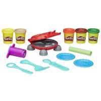 Play-Doh Игровой набор Бургер Burger Barbecue Toy