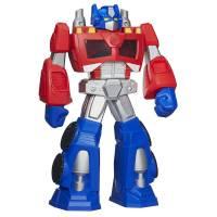 Playskool Трансформер Оптимус Прайм большой Heroes Transformers Rescue Bots Epic Optimus Prime Figure
