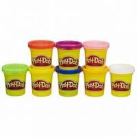 Play-Doh Набор пластилина из 8 цветов