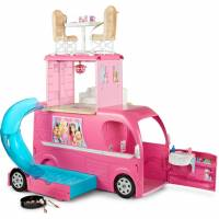 Barbie Кемпер трейлер Барби Pop Up Camper Vehicle