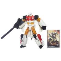 Transformers Трансформер Поколения Сумматор Войн Вояджер Generations Combiner Wars Voyager Class Silverbolt Figure