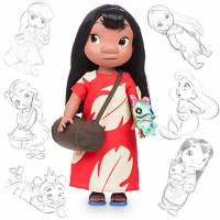 Disney Коллекционная Лило из м/ф Лило и Стич Animators' Collection Lilo Doll Lilo and Stitch'