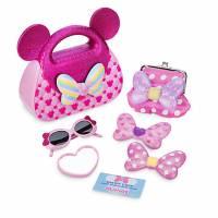 Disney Store Игровой набор Минни Маус с сумкой Minnie Mouse Purse Set