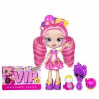 Shopkins БАБЛИ ГАМ Shoppies S1 Doll Pack Bubbleisha