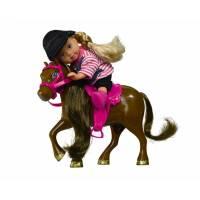 Simba Evi Love Евин пони коричневый Evi's pony