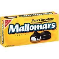 Mallomars Печенье с зефиром в шоколаде Pure Chocolate Cookies 8-Ounce Boxes