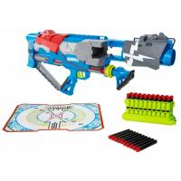 BOOMco. Бластер Cумасшедшая атака Rapid Madness Blaster Blue Edition