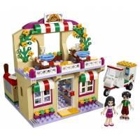 LEGO Friends Пиццерия в Хартлейке Heartlake Pizzeria 41311 Building Kit