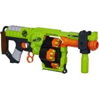 Nerf Бластер удар зомби Zombie Strike Doominator Blaster
