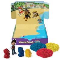 Kinetic Sand Кинетический песок Щенячий патруль Paw Patrol Adventure Bay Beach Playset
