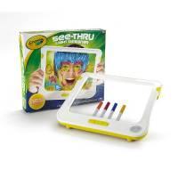 Crayola Интерактивная рамка для рисования See Thru Light Designer