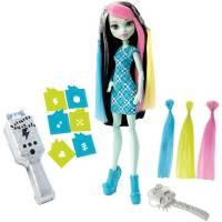 Monster High Фрэнки из серии Высоковольтная причёска Voltageous Hair Frankie Stein Doll