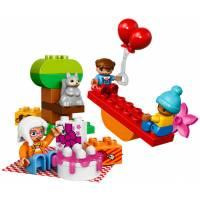 LEGO Duplo День рождения Birthday Party 10832