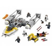 Lego Star Wars Звёздный истребитель типа Y 75172