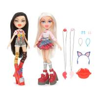 Bratz 2 Pack BFFL: Набор кукол Братц Хлоя и Джейд Cloe and Jade Dolls