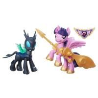 My Little Pony Принцесса Твайлайт против Чейнжелинга серии Стражи Guardians of Harmony Princess Twilight Sparkle v. Changeling