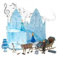 Disney Музыкальный замок Эльзы 2015 Elsa Musical Ice Castle Play Set