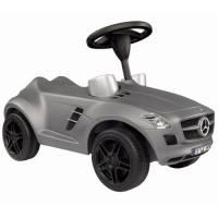 Big Чудомобиль машинка-каталка Мерседес-Бенс Mersedes Benz Bobby SLS AMG toy 0056344