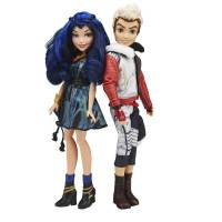 Disney Наследники Эви, Иви и Карлос набор Descendants Two-Pack Evie Isle of the Lost and Carlos Isle of the Lost Dolls