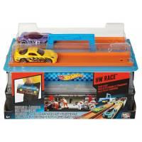 Hot Wheels Портативный трек Гонки Race Case Track Set
