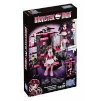 Конструктор Mega Bloks Monster High Вампиростическая комната Дракулауры