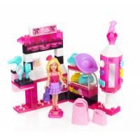 Конструктор Barbie Модная лавка Mega Bloks 80211
