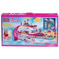 конструктор Mega Bloks Яхта Barbie Luxury Yacht