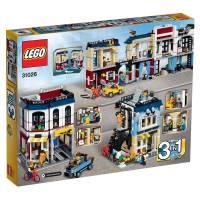 LEGO 31026 Creator Веломагазин и кофейня