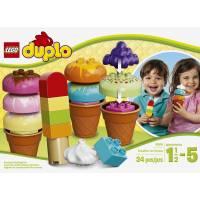 Lego Duplo 10574 Веселое мороженное
