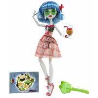 Monster High  Гулия Йелпс Остров Черепа Ghoulia Yelps Skull Shores
