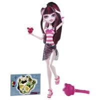 Monster High Дракулаура Остров черепа Skull Shores Draculaura