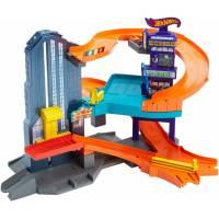 Hot Wheels  Трек Город Скорости Спидтрополис Workshop Track Builder Speedtropolis Track Set